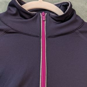 adidas Sweaters - Adidas purple/gray climate sweater